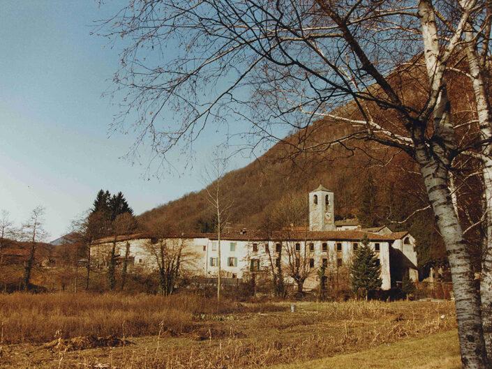 Fondo Afi - Ganna - Badia di San Gemolo - Foto Franco Margnini - 1991
