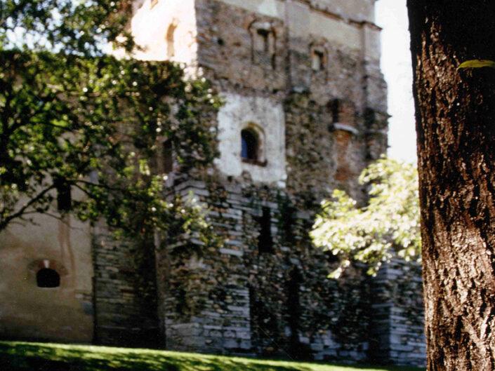 Fondo Afi - Gornate Olona - Monastero di Torba - Foto Alberto Braggion - 1993