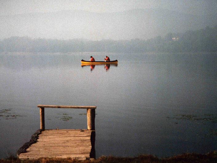 Fondo Afi - Lago di Comabbio - Foto Franco Margnini - 1991
