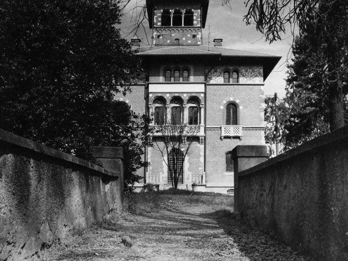 Fondo Afi - Samarate - Villa Montevecchio - Foto Claudio Argentiero - 1991