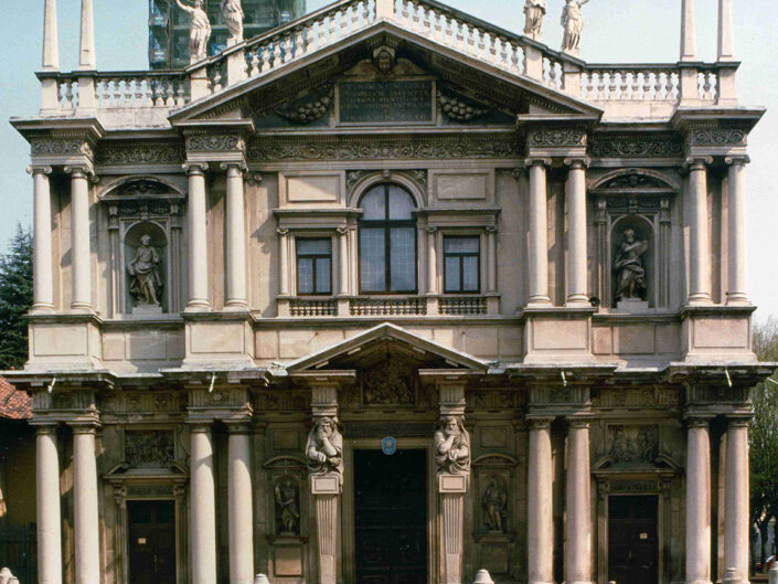 Fondo Afi - Saronno Santuario della Vergine dei Miracoli (1612-1666) - Foto Roberto Bosio - 1991