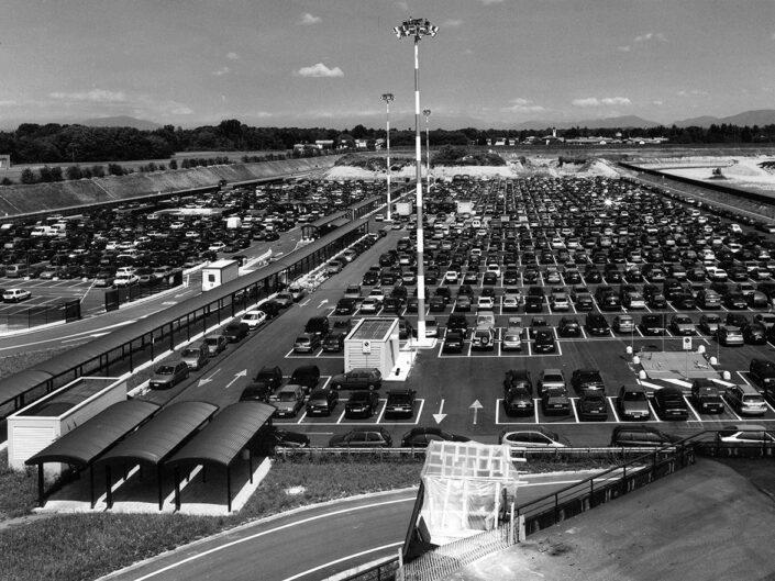 Fondo Afi - Somma Lombardo - Aeroporto Malpensa - Foto Claudio Argentiero - 1999