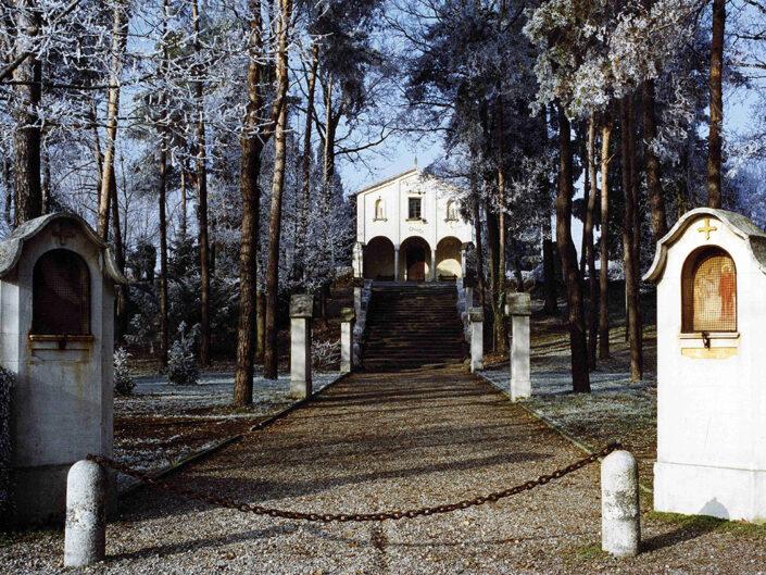 Fondo Afi - Somma Lombardo - Santuario del Lazzaretto - Foto Daniele Zuliani - 1990