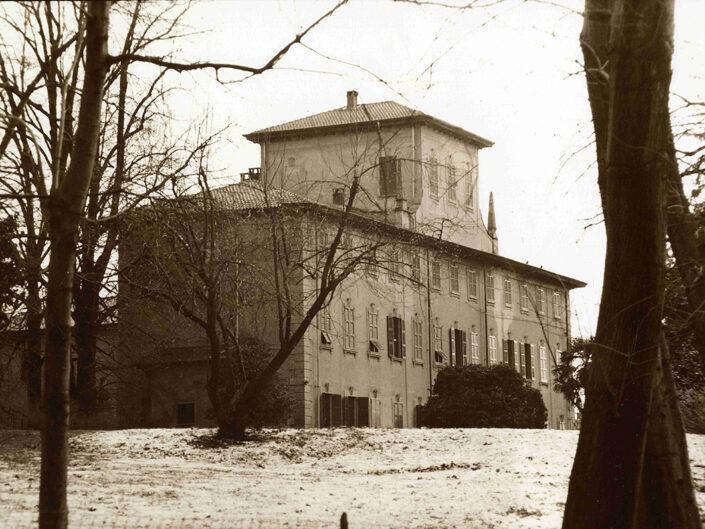 Fondo Afi - Tradate - Villa Sopransi Stoppa - Foto Saverio Fantacuzzi - 1993