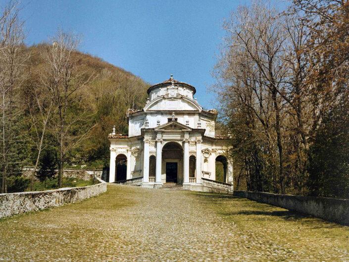 Fondo Afi - Varese - Cappella del Sacro Monte - Foto Daniele Zuliani - 1990