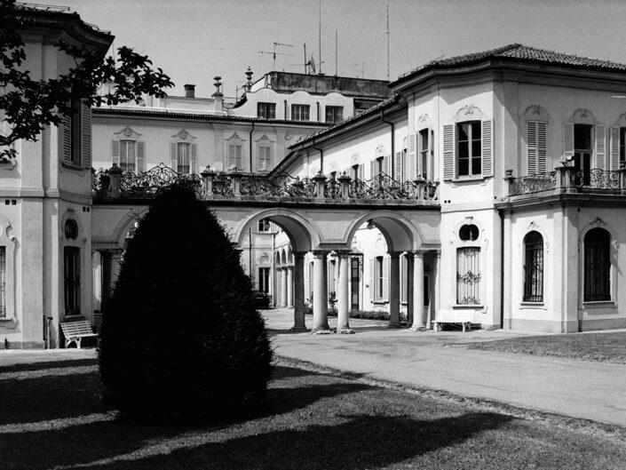 Fondo Afi - Varese - Località Casbeno - Villa Recalcati - Sede della Provincia - Foto Roberto Bosio - 1994