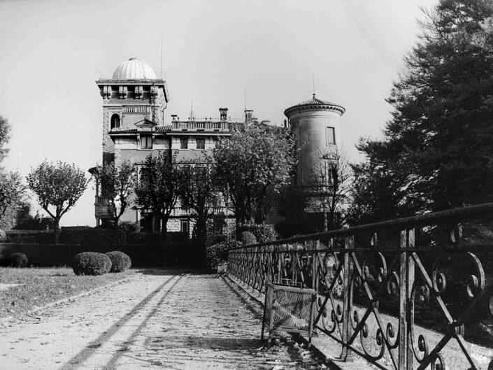Fondo Afi - Varese - Località Sant'Ambrogio - Villa Toeplitz - Foto Roberto Bosio - 1993