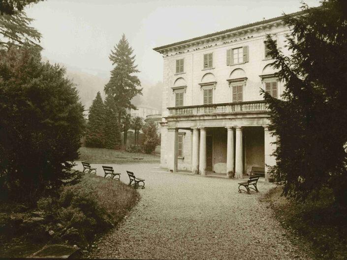 Fondo Afi - Viggiù - Villa Borromeo - Foto Saverio Fantacuzzi - 1993