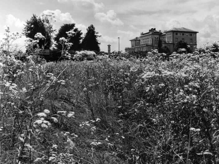 Fondo Afi - Vizzola Ticino - Villa Malpensa - Foto Claudio Argentiero - 2005