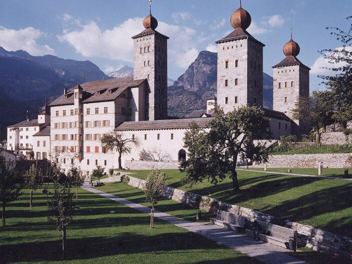Fondo Claudio Argentiero - Il Sempione - Briga (CH) - Il castello Stockalper - 2005