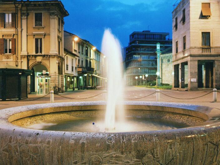 Fondo Claudio Argentiero - Il Sempione - Gallarate - 2004