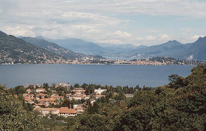 Fondo Claudio Argentiero - Il Sempione - Il Lago Maggiore - 2004