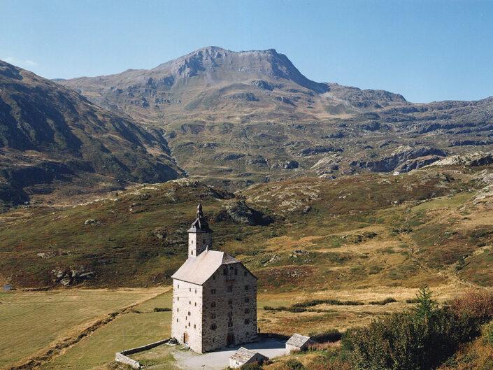 Fondo Claudio Argentiero - Il Sempione - Simplon Dorf (Svizzera) - Vecchio Ospizio - 2005