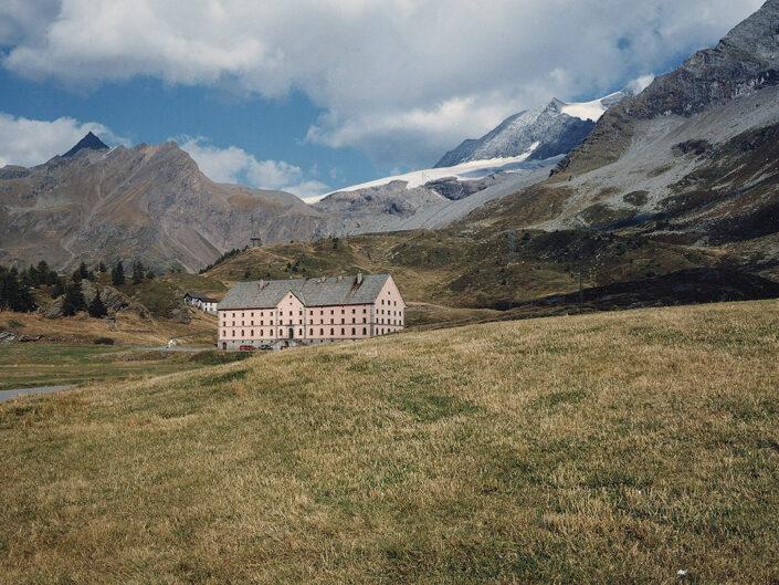 Fondo Claudio Argentiero Il Sempione Simplon Dorf Svizzera Vecchio Ospizio 2005Fondo Claudio Argentiero - Il Sempione - Simplon Dorf (Svizzera) - Vecchio Ospizio - 2005