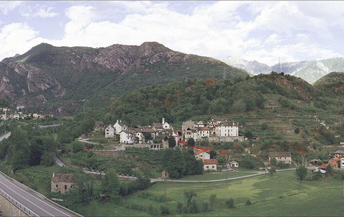 Fondo Claudio Argentiero - Il Sempione - Val d'Ossola -2005
