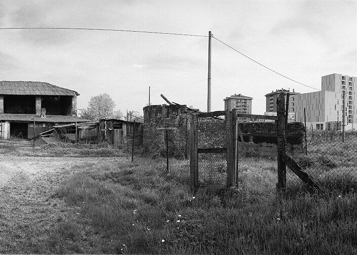 Fondo Claudio Argentiero - Milano - Cascina Merlata - 2002