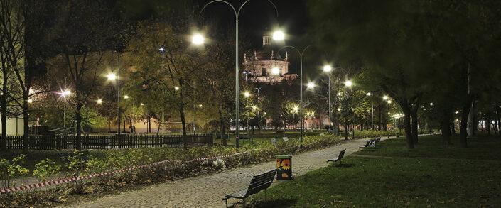 Fondo Claudio Argentiero - Milano - Parco delle Basiliche - 2008