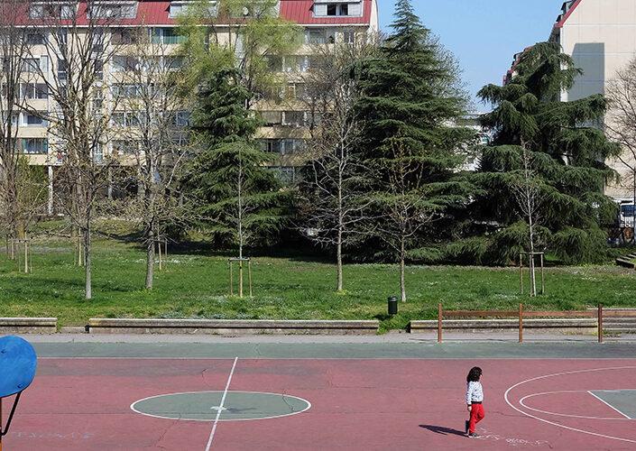 Fondo Claudio Argentiero - Milano - Periferia - Gallaratese - 2010
