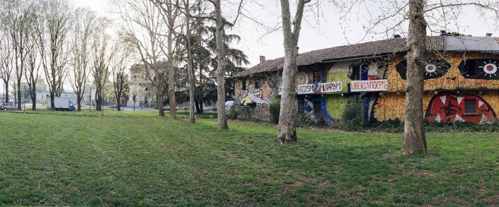 Fondo Claudio Argentiero - Milano - Piazzale Cimitero Maggiore - 2005