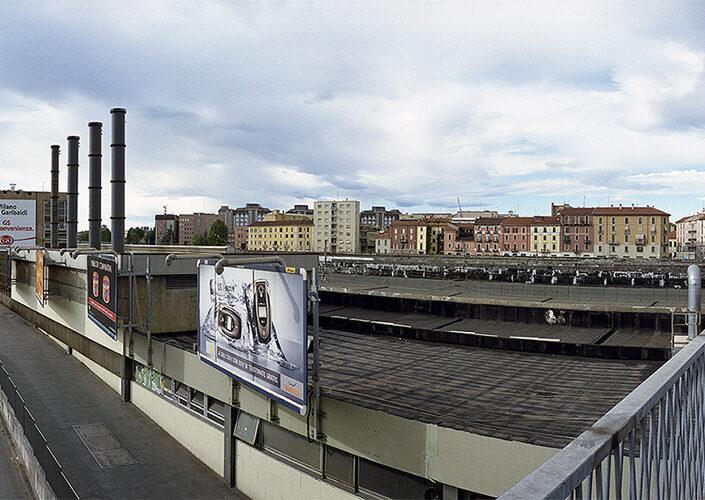 Fondo Claudio Argentiero - Milano - Porta Garibaldi - 2008