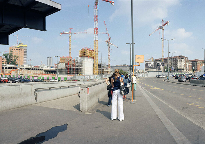 Fondo Claudio Argentiero - Milano - Porta Garibaldi - 2009