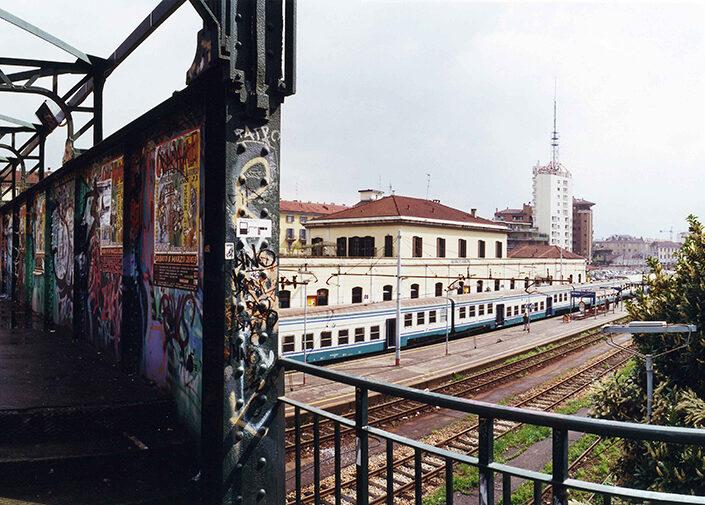 Fondo Claudio Argentiero - Milano - Porta Genova - 2006