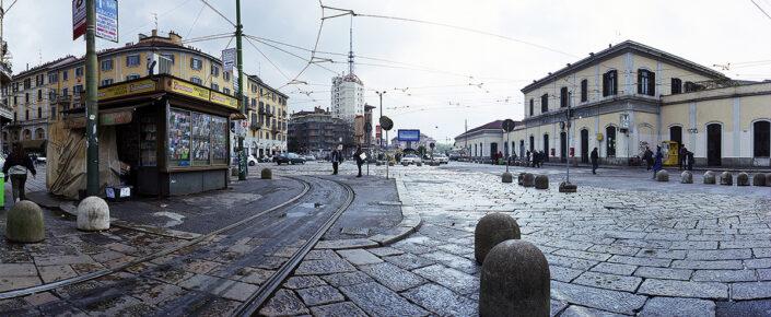 Fondo Claudio Argentiero - Milano - Porta Genova - 2008