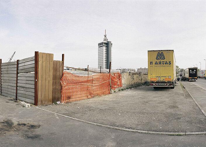 Fondo Claudio Argentiero - Milano - Via Stephenson - 2003