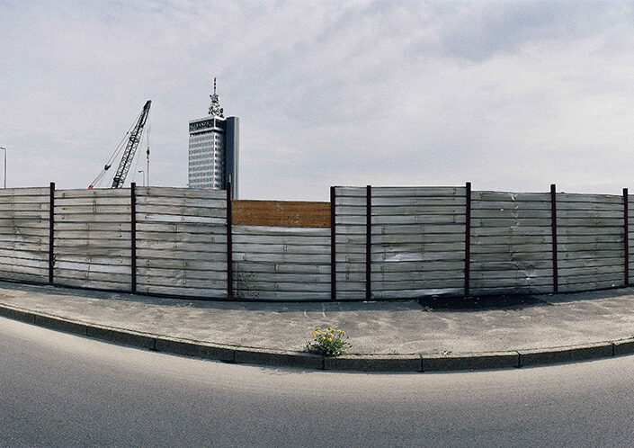 Fondo Claudio Argentiero - Milano - Via Stephenson - Cantiere - 2003