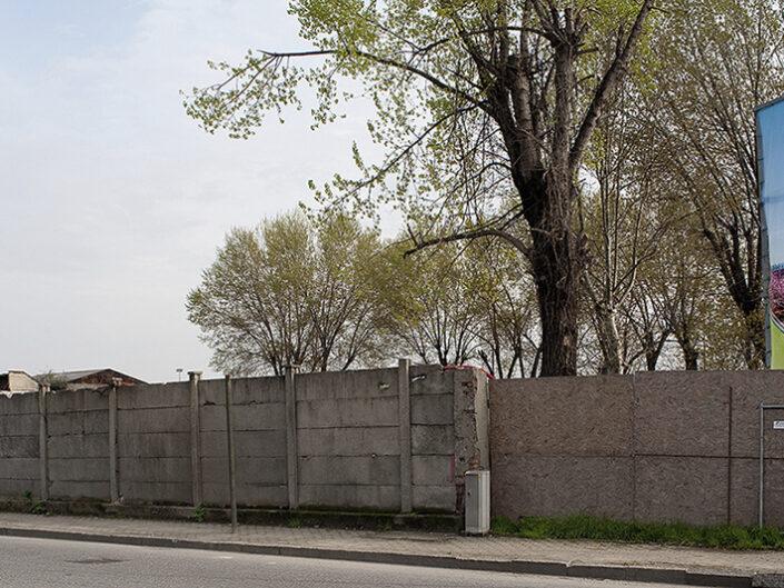 Fondo Claudio Argentiero - Milano - Via Stephenson - Cantiere - 2008