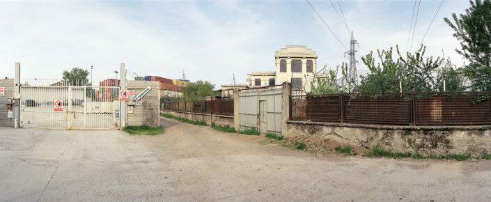 Fondo Claudio Argentiero - Milano - Via Triboniano - 2002
