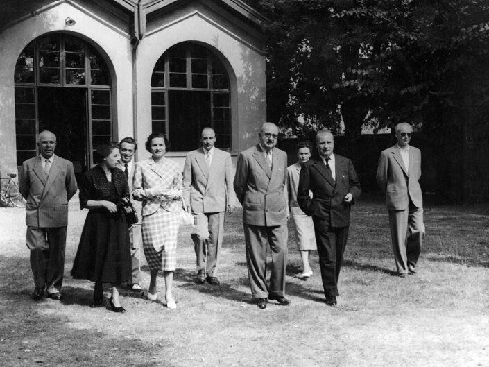 Fondo Giusy Rabolini - Album di famiglia - 1953