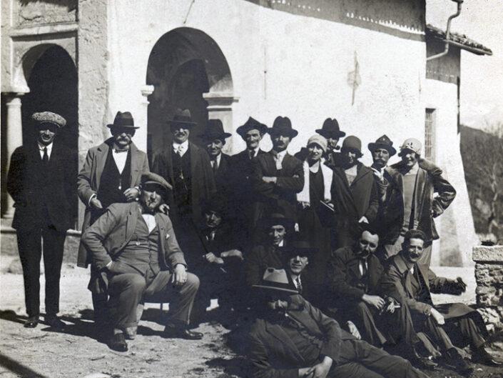 Fondo Giusy Rabolini - Album di famiglia