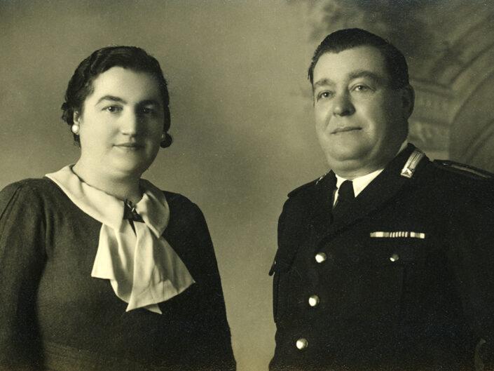 Fondo Giusy Rabolini - Album di famiglia - Ritratto - 1937