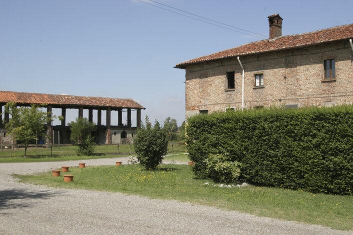 Fondo Roberto Bosio - Parco Agricolo Sud Milano - Mediglia - Cascina Saresano - Agosto 2006