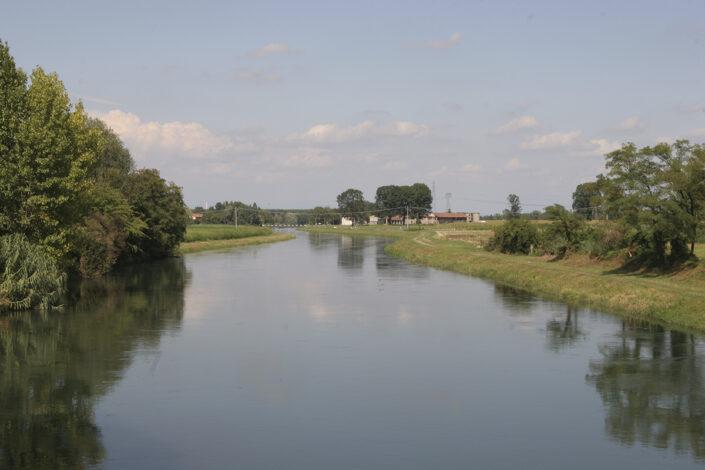 Fondo Roberto Bosio - Parco Agricolo Sud Milano - Paullo - Canale della Muzza - Agosto 2006