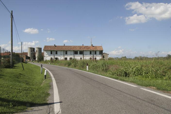 Fondo Roberto Bosio - Parco Agricolo Sud Milano - Settala - Cascina Calandrone - Agosto 2006