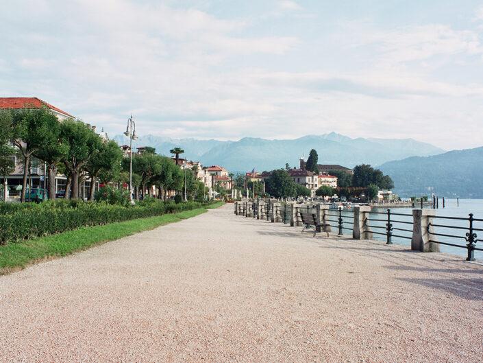 Fondo Roberto Bosio - Il Sempione - Baveno - Lungolago - Settembre 2002