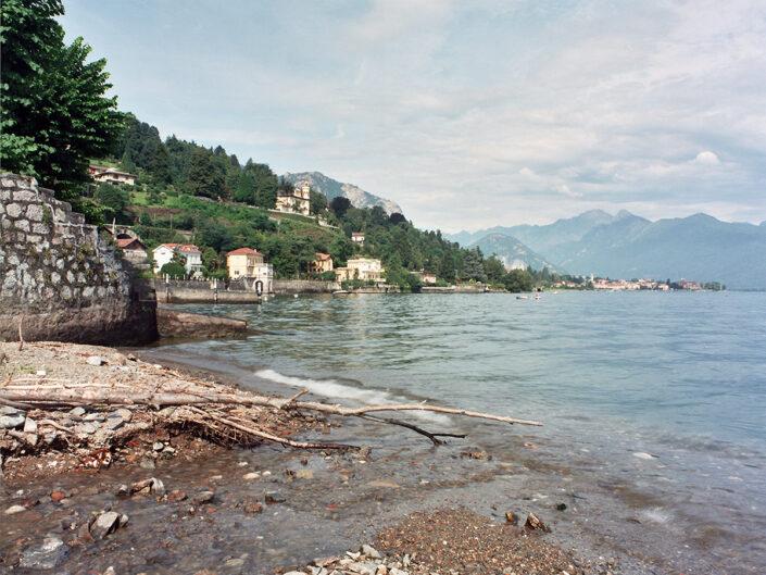 Fondo Roberto Bosio - Il Sempione - Baveno - Veduta sul lago - Settembre 2002