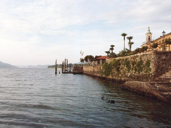 Fondo Roberto Bosio - Il Sempione - Lago Maggiore -2003