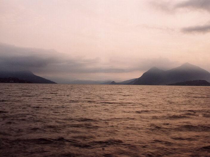 Fondo Roberto Bosio - Il Sempione - Lago Maggiore -2004