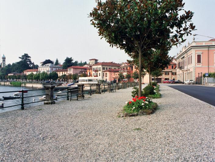 Fondo Roberto Bosio - Il Sempione - Lesa - Il Borgo - Agosto 2002