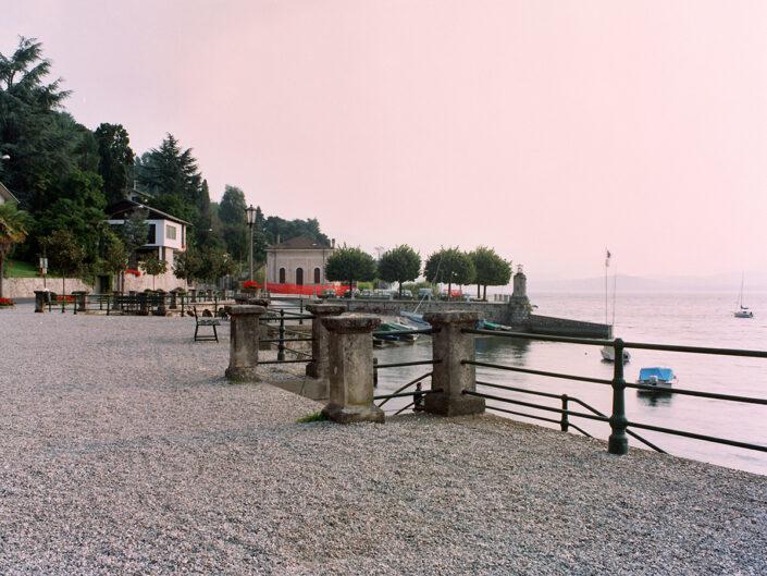 Fondo Roberto Bosio - Il Sempione - Lesa - Lungolago -Agosto 2002