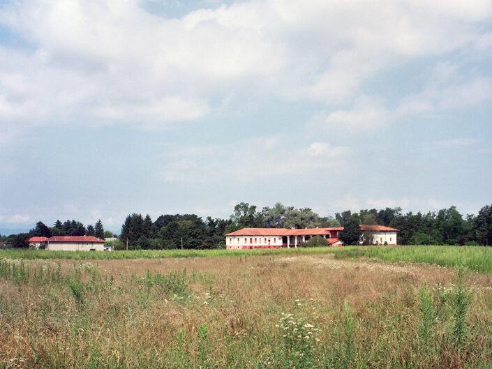 Fondo Roberto Bosio - Il Sempione - Sesto Calende - Cascina - Agosto 2002