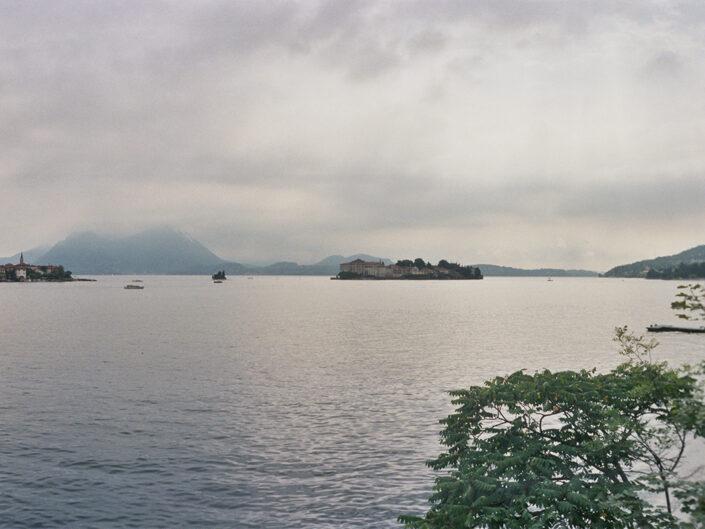 Fondo Roberto Bosio - Il Sempione - Stresa - Isole Borromee - Agosto 2002