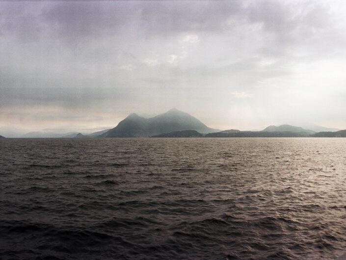 Fondo Roberto Bosio - Il Sempione - Stresa - Veduta sul Lago Maggiore - Agosto 2002