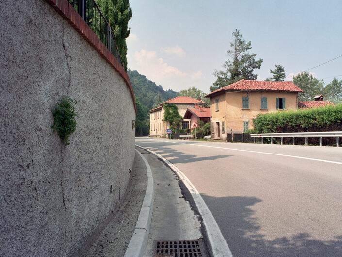 Fondo Roberto Bosio - Il Sempione - Tra Arona e Meina - Agosto 2002