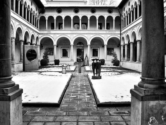 Fondo Simone Vivaldo - Bergamo - Chiostro di Santa Marta - 2012