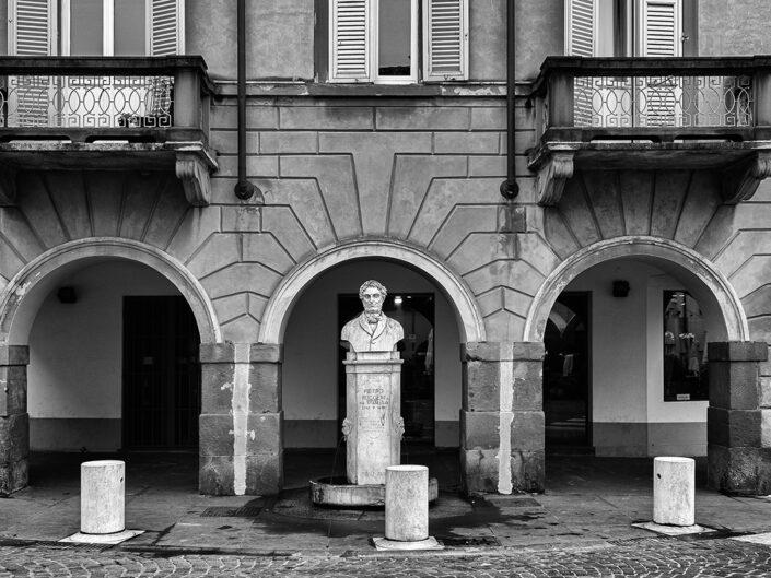 Fondo Simone Vivaldo - Bergamo - Monumento a Pietro Ruggeri da Stabello - 2020