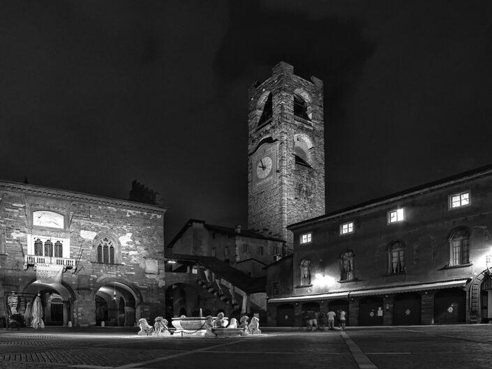 Fondo Simone Vivaldo - Bergamo - Piazza Vecchia - 2019
